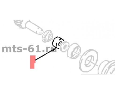 57378 - Набор дистанционных шайб