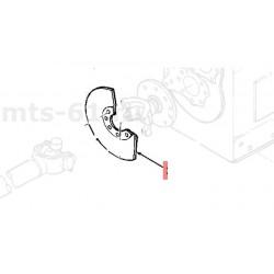 Роторный диск тормозного механизма 508x19