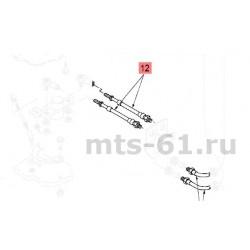 Кабель - рычаг переключения передач в сборе, длина 1500мм, 5/16-24unf-2a typ