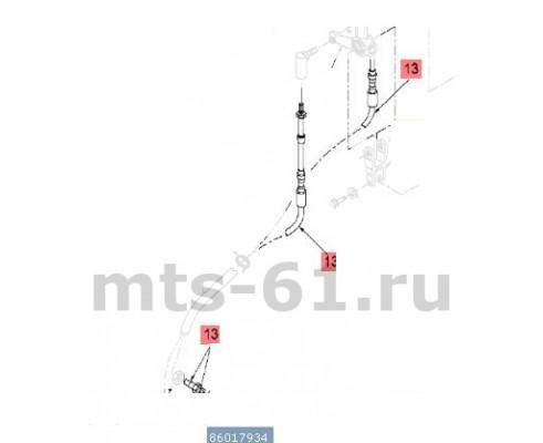 86017934 - Кабель переключателя в сборе