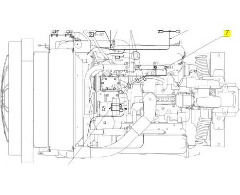 Жгут генератора - 142.10.01.180А