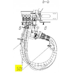Жгут датчика мотовила - 142.10.47.970Б