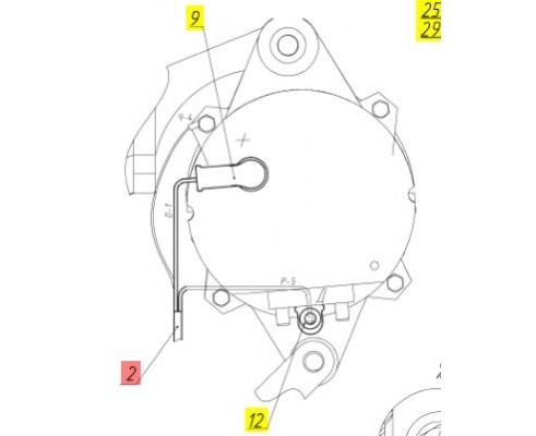 Жгут генератора - 142.10.52.180