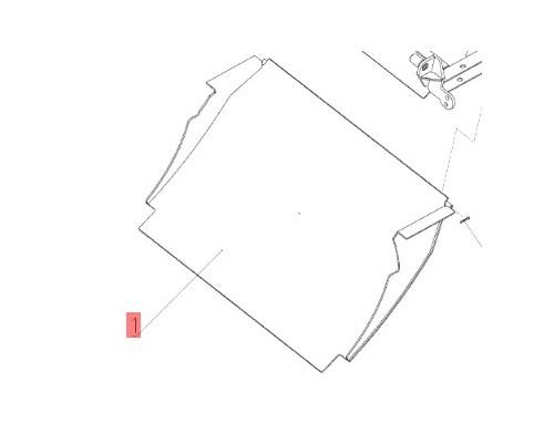 Диффузор - 1401.01.04.020Б
