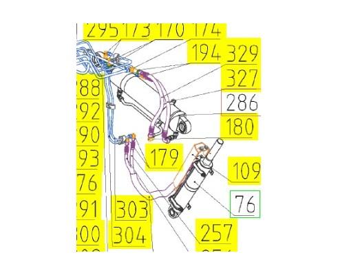 Гидроцилиндр - 1.92.330
