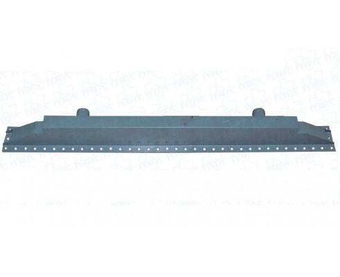 Бак радиатора К-700 верхний 700.13.01.180-1 (Завод)
