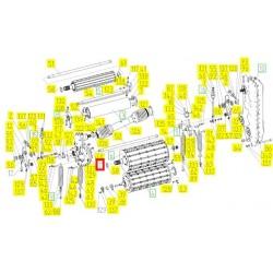 Редуктор верхних вальцов - 2650.03.12.600A