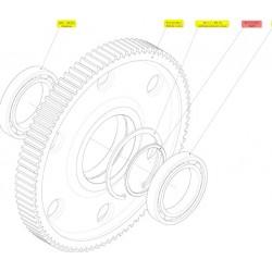 Кольцо - 181-0-02-018-1