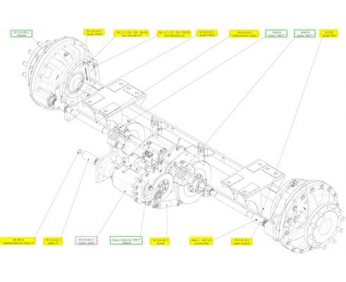 Коробка передач - 181-9-01-000-51