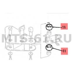 Уплотнитель тяги передней 55*100*35