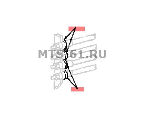 86511323 - Шайба 10.77x20.00x2.00 pl