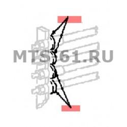 Шайба 10.77x20.00x2.00 pl