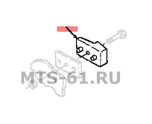 86027831 - Ограничитель поворота (красный)