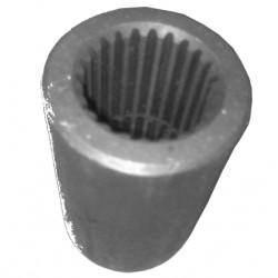 Муфта установки гидронасоса гст (шлицевая)