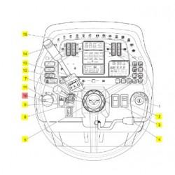 Выключатель главный 4-х позицион - 9824811