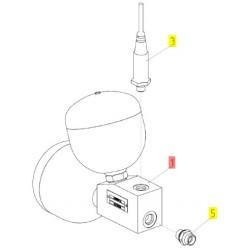 Блок гидроаккумуляторов - 3499812