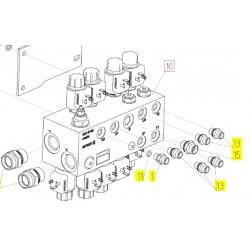 Блок гидравлический - 3570042