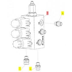 Блок гидравлический - 3602136