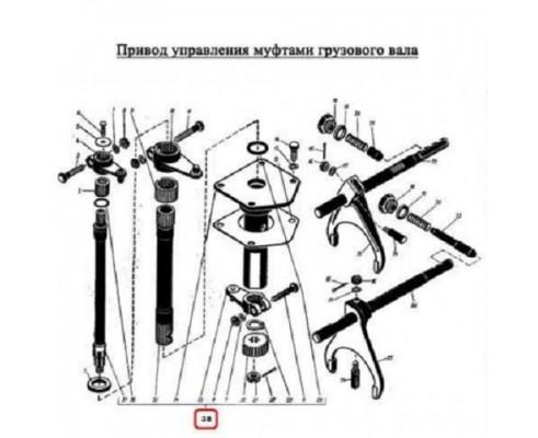 Привод управления 700А.17.01.210-1