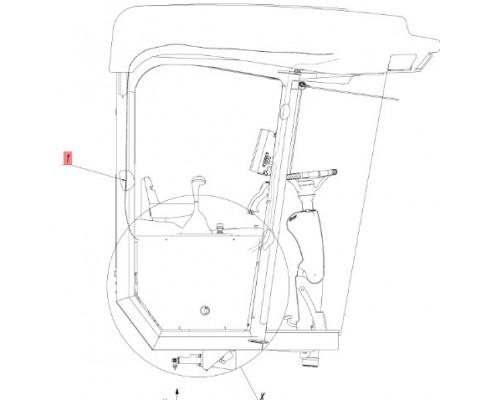 Жгут кабины - МРУ-1.55.620Г