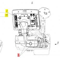 Жгут подлокотника - МРУ-2.56.480Б