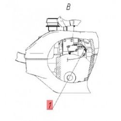 Жгут подлокотника - МРУ-2.56.480В