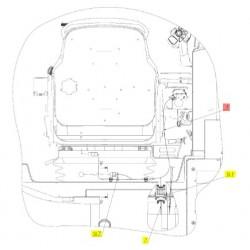 Жгут кресла - МРУ-2.65.420