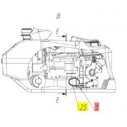 Жгут подлокотника - МРУ-2.65.480Б