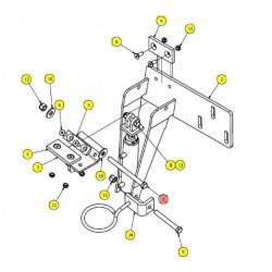 Болт шестигранный 1/2х6 - 811646