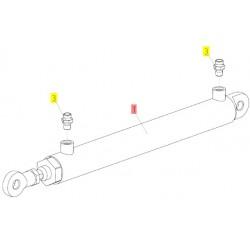 Гидроцилиндр - ЦХБ 040/025/0360/01.01.А