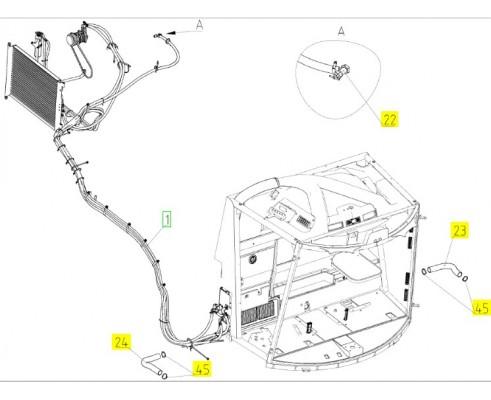 Блок приточной вентиляции - 03-000030-03