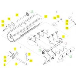 142.03.07.170 Труба пальчикового механизма
