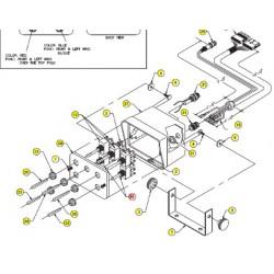 SX250-007 переключатель
