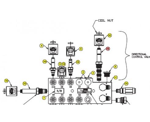SX273-008 клапан