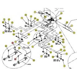 SX6801-8-8r.06 гидравлически угловой дроссель