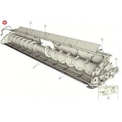 ЖСУ 900.09.00.000 Гидрооборудование жатки