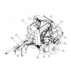 ППР-122.06.020 Механизм подбирающий
