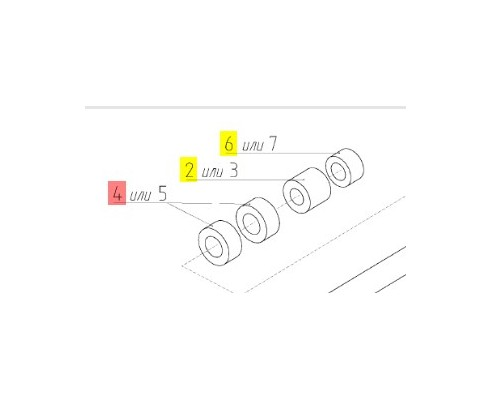 Втулка ТУ 38.105.250-91 - 10.01.06.005