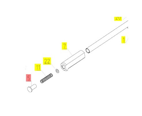 Кнопка - 10.04.15.002А