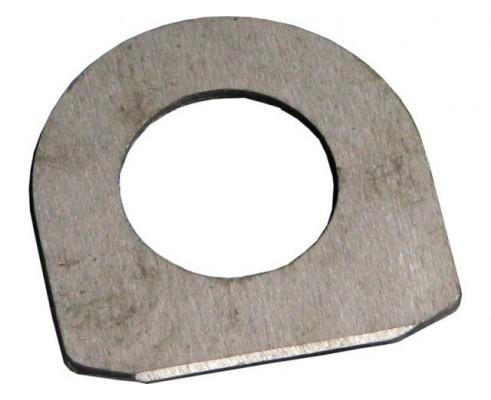 Шайба 125.30.140 шарнира вертикального (d-61mm)