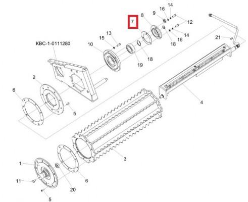 КВС-1-0111007 - Прокладка