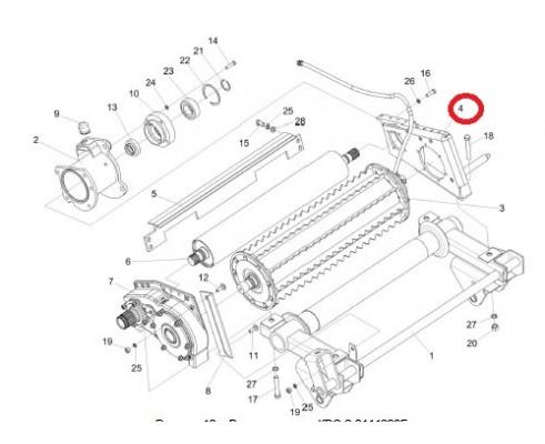 КВС-1-0111280 - Опора