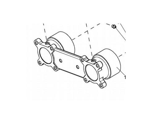 КВС-1-0111203 - Рычаг в упаковке