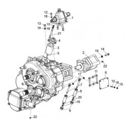 КВС-1-0114000 - Коробка передач