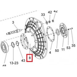 КВС-1-0151105 - Крышка картера