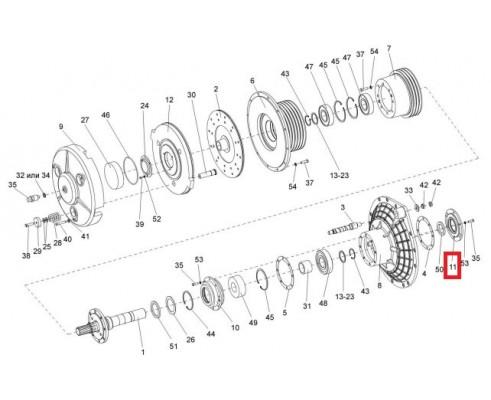 КВС-1-0151114 - Крышка