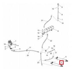 КВС-1-0602440 - гидроцилиндр