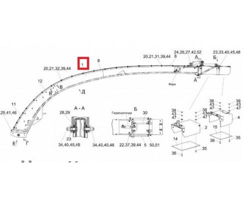 КВС-2-0144210 - Трубопровод