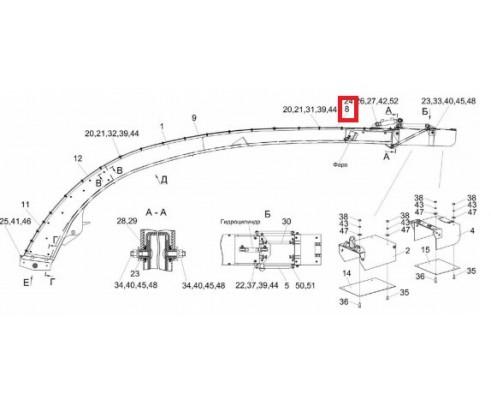 КВС-2-0144412-01 - Крыша