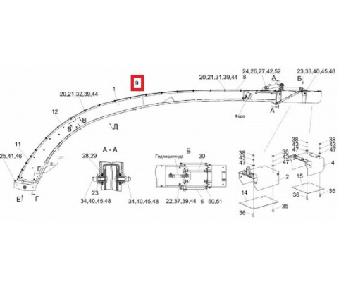 КВС-2-0144414 - Крыша